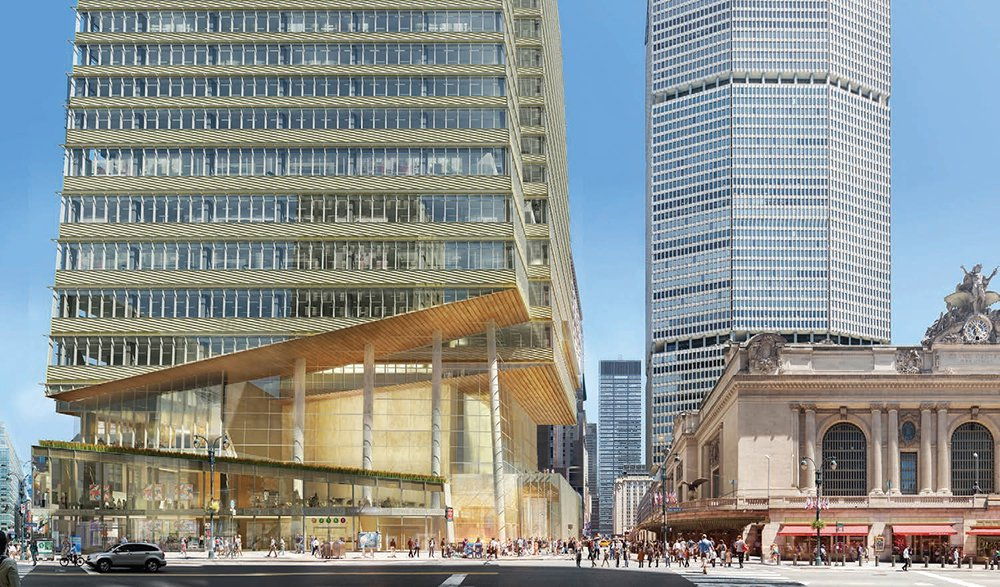 One Vanderbilt Avenue - KPF & SL Green