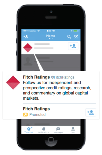 @FitchRatings promoted account