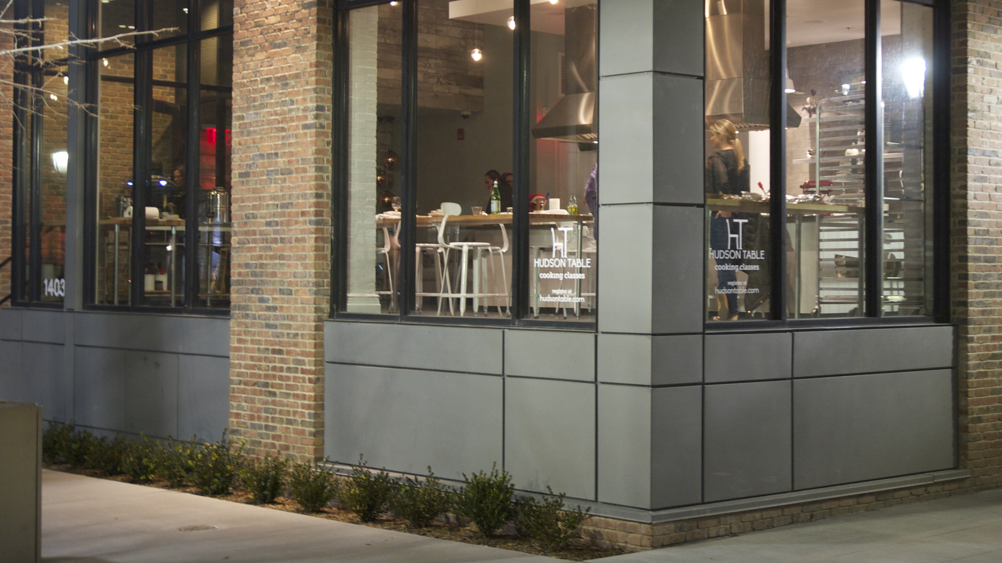 "<a href=""http://hudsontable.com"">Hudson Table</a>, a recreational cooking school and event space, opened recently at the corner of 14th and Clinton Streets."