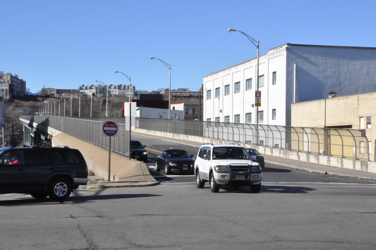 14th Street Viaduct, 2010. Photo Credit: Hoboken Journal