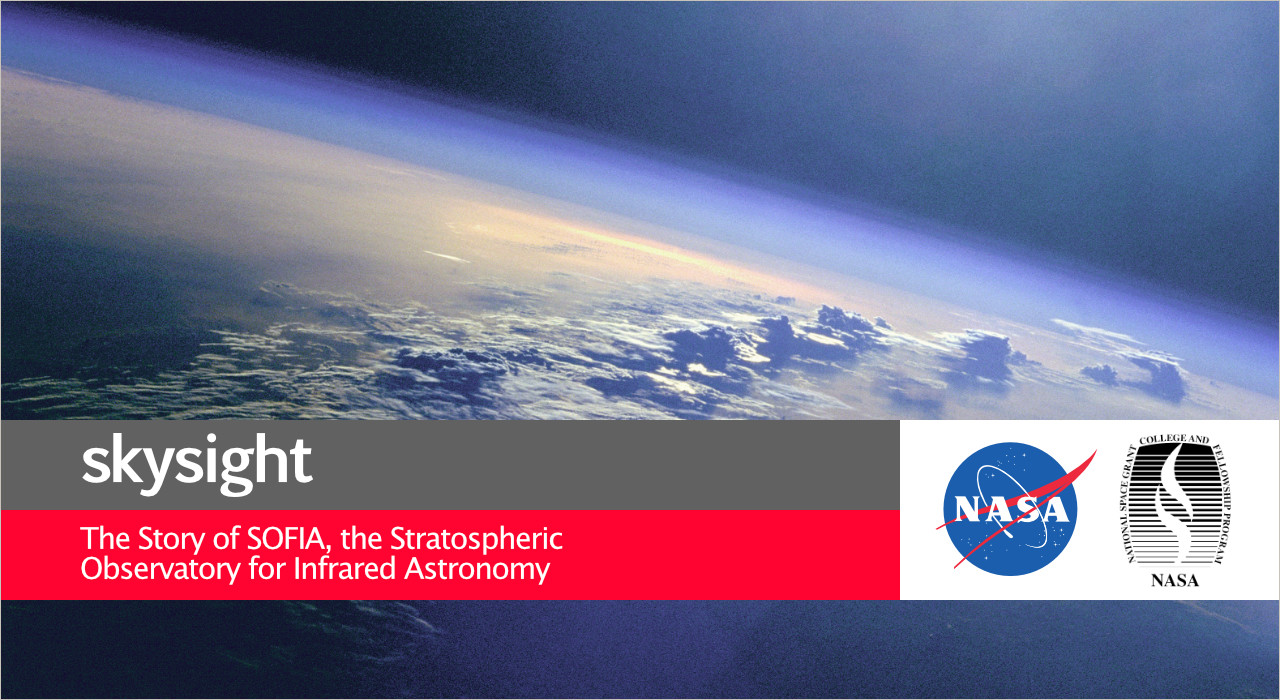 Skysight: The Story of SOFIA, NASA & DLR's Space Telescope in a Boeing 747
