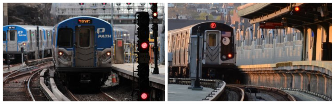 MTA, Port Authority build bright signals for the future of transit in New York & New Jersey