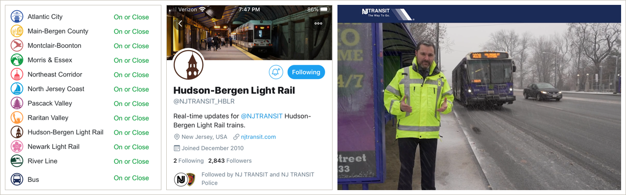 NJ TRANSIT: Transforming Customer Experience to Strengthen Public Support for Transit