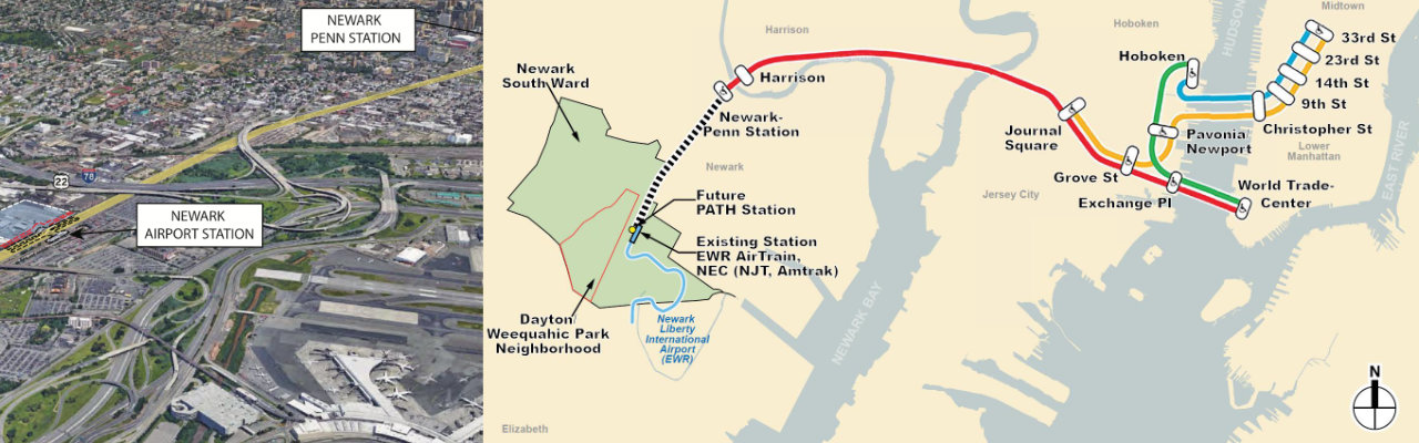 PATH Newark Extension